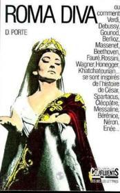 Roma Diva.Inspirati.Antique - Couverture - Format classique