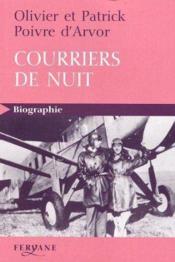 Courriers De Nuit - Couverture - Format classique