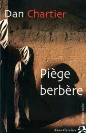 Piège berbère - Couverture - Format classique