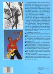 Le Guide Complet Du Boomerang, Son Histoire, Sa Fabrication, Ses Techniques - 4ème de couverture - Format classique
