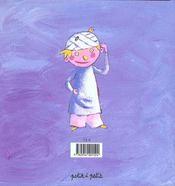 Celui Qui Est Malade - 4ème de couverture - Format classique