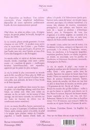 Action Poetique T.166 - 4ème de couverture - Format classique