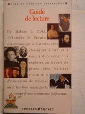 Guide Lecture Classique - Intérieur - Format classique