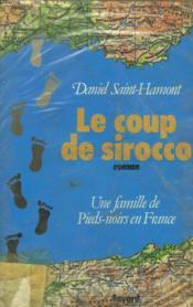 Le Coup De Sirocco. - Couverture - Format classique