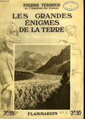 Les Grandes Enigmes De La Terre. Collection : Les Bonnes Lectures. - Couverture - Format classique