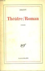 Theatre/roman. - Couverture - Format classique