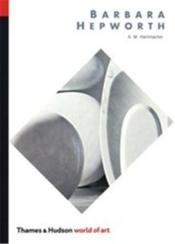 Barbara hepworth (world of art) - Couverture - Format classique