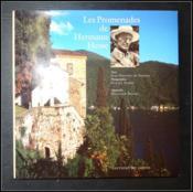 Les Promenades De Herman Hesse - Couverture - Format classique