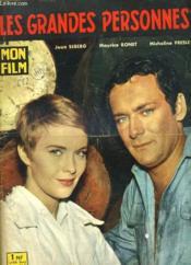 Mon Film N° 689 - Les Grandes Personnes - Couverture - Format classique