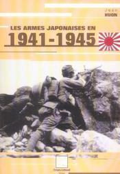 Les Armes Japonaises En 1941-1945 - Intérieur - Format classique
