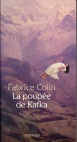 La poupée de Kafka - Couverture - Format classique