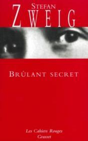 Brulant Secret - Couverture - Format classique