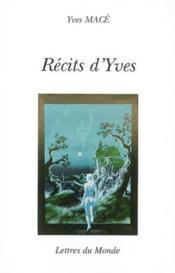 Recits d'yves - Couverture - Format classique