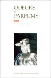 Odeurs et parfums ; actes du 121e congrès national des sociétés historiques et scientifiques - Couverture - Format classique