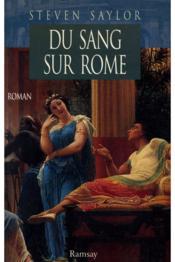 Du sang du rome - Couverture - Format classique