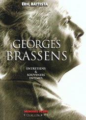 Georges brassens souvenirs - Intérieur - Format classique