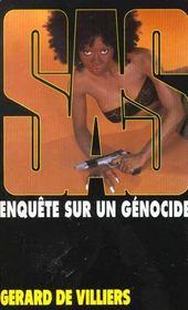 Sas T.140 ; Enquête Sur Un Génocide - Intérieur - Format classique