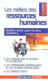 Les metiers des ressources humaines - Intérieur - Format classique