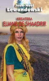 Kreatera: éliane de shaadrir - Couverture - Format classique