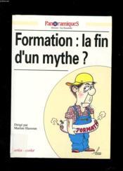 REVUE PANORAMIQUES N.19 ; formation? la fin d'un mythe? - Couverture - Format classique