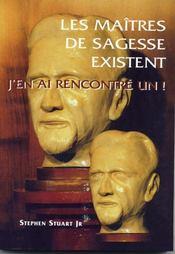 Maitres De Sagesse Existent, J'En Ai Rencontre Un ! (Les) - Intérieur - Format classique