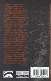 Trente loups gris - 4ème de couverture - Format classique