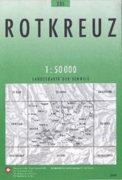 Rotkreuz - Couverture - Format classique