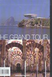 Grand tour - 4ème de couverture - Format classique