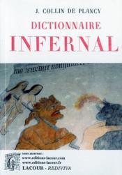 Dictionnaire infernal - Couverture - Format classique