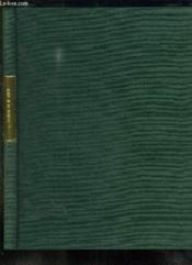 La Montjoie De Saint Louis. - Couverture - Format classique