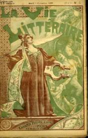 Jeanne. La Vie Litteraire. - Couverture - Format classique