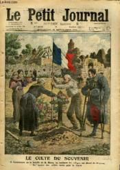 LE PETIT JOURNAL - supplément illustré numéro 1291 - LE CULTE DU SOUVENIR - LE DEFI DES ALSACIENS - Couverture - Format classique