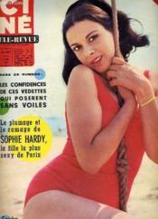 Cine Revue Tele-Revue - 44e Annee - N° 15 - Meutre Par Procuration - Couverture - Format classique