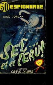Sec... Et A L'Eau! - N°3 - Couverture - Format classique