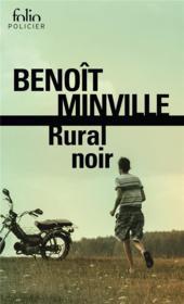 Rural noir - Couverture - Format classique