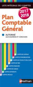 telecharger Plan comptable general (edition 2017/2018) livre PDF en ligne gratuit