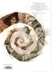 Le vagabond des étoiles T.2 - 4ème de couverture - Format classique