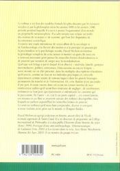 Rythmes, pouvoir, mondialisation - 4ème de couverture - Format classique