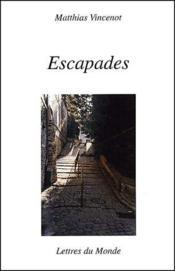 Escapades - Couverture - Format classique