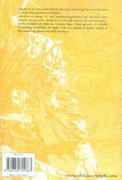 Yongbi T.16 - 4ème de couverture - Format classique