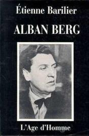 Alban Berg - Couverture - Format classique