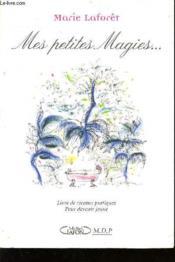 Mes petites magies... livre de recettes pratiques pour devenir jeune - Couverture - Format classique