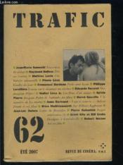 Revue Trafic N.62 - Couverture - Format classique