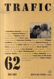 Revue Trafic N.62 - Intérieur - Format classique