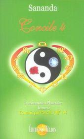 Concile 4 transformation planetaire tome 6 (édition 2005) - Intérieur - Format classique