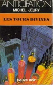 Les tours divines - Couverture - Format classique