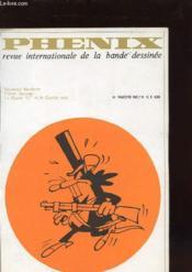 Phenix - Revue Internationale De La Bande Dessinee - N°5 - Couverture - Format classique