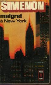 Maigret A New-York - Couverture - Format classique