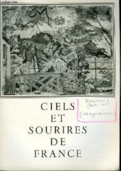 Ciels Et Sourires De France Et Mieux Vivre - Couverture - Format classique