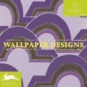 Wallpaper designs - Couverture - Format classique